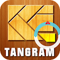 Tangram Rectangle icon