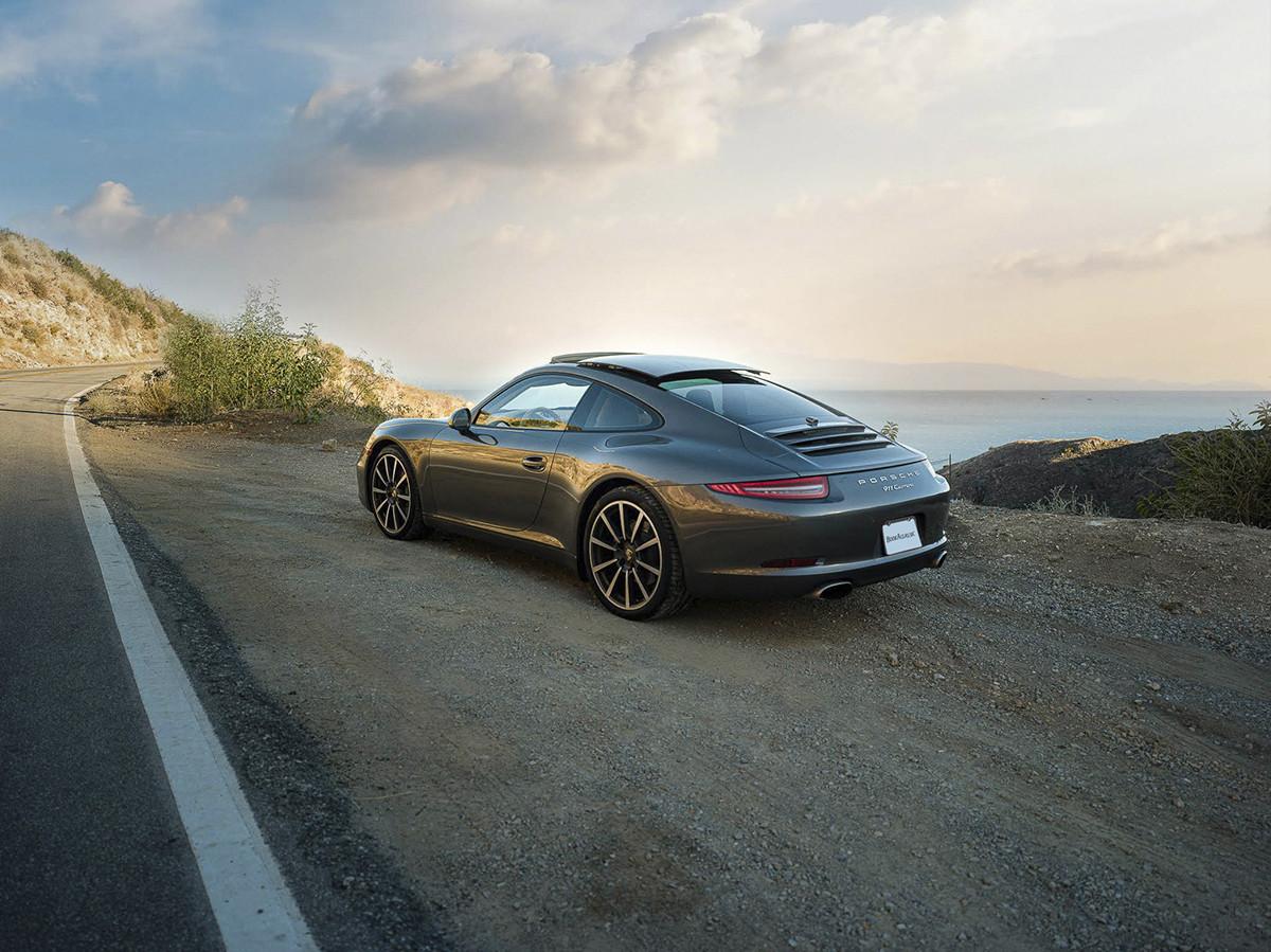 Porsche 911 Hire Los Angeles