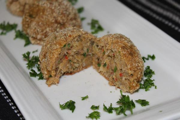 Crawfish Balls Recipe
