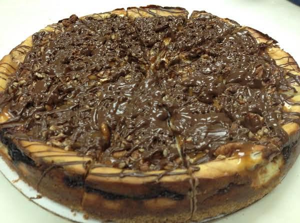 Ultimate Turtle Cheesecake Recipe