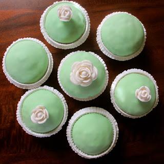 Princess Torte Cupcakes