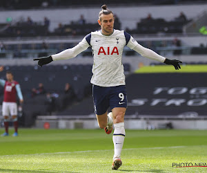 Bale en Kane zorgen elks met twee doelpunten voor glansrijke overwinning van Tottenham tegen Crystal Palace (met scorende Benteke)