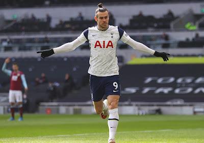 Vlotte overwinning van Tottenham tegen Burnley dankzij Gareth Bale
