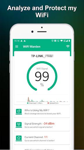 WiFi Router Warden screenshot 1