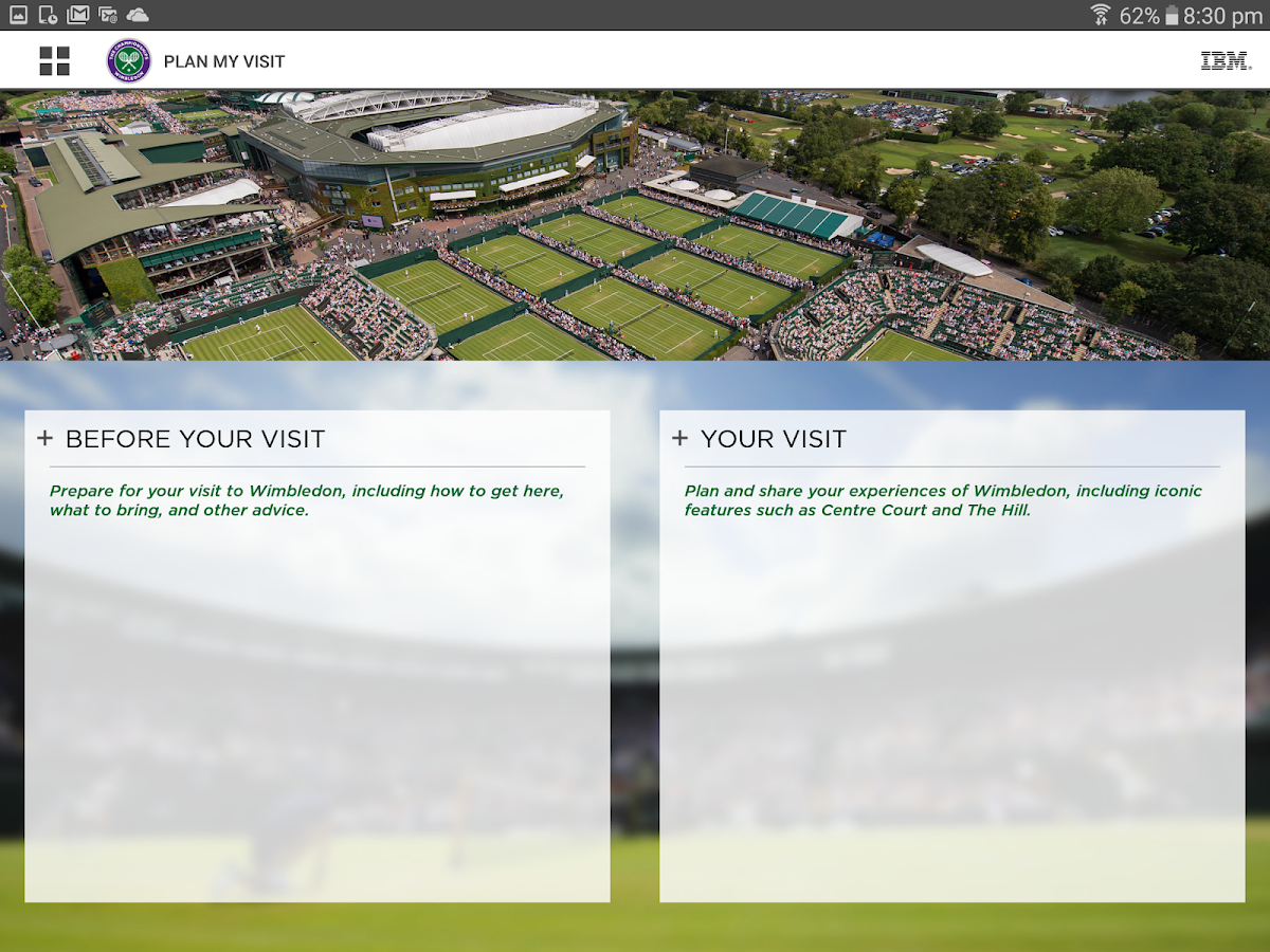 The Championships, Wimbledon- screenshot