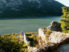 Photo: Butrint - View across the channel