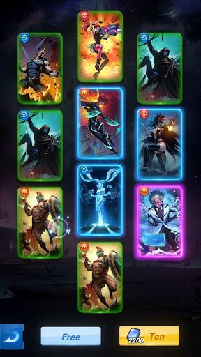 Idle Avengers: Future Wars 1.0.6 screenshots 8