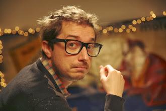 Photo: Thibaut Gonzalez, professeur d'anglais raté, mise en lumière par votre serviteur