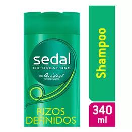 SHAMPOO SEDAL   CO-CREATIONS RIZOS DEFINIDOS X 340 ML