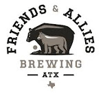 Logo for Friends & Allies Brewing