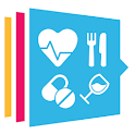 Food and Symptoms Diary icon