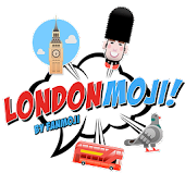 Londonmoji - London stickers!