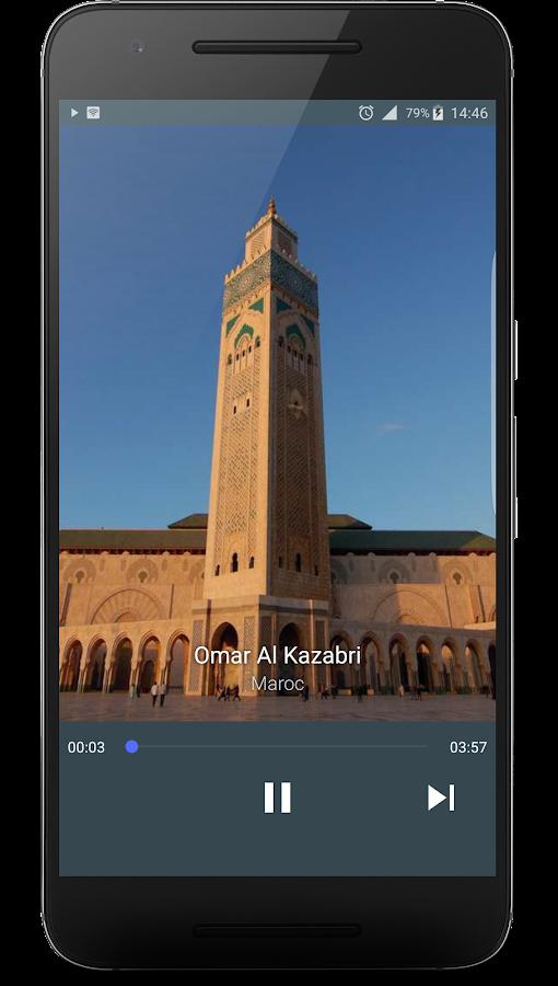 Screenshots of Adhan Downloader for iPhone
