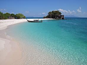 Photo: the beautiful bay of Koh Khai