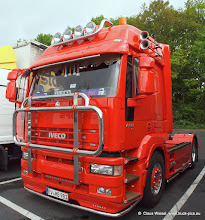Photo: IVECO at its best!!!   Geiselwind Pfingsten 2013 ---> www.truck-pics.eu