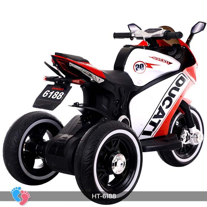 Xe mô tô điện thể thao Ducati HT-6188 15