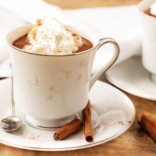 Chocolate Hazelnut Hot Cocoa.