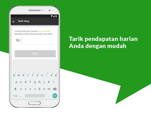 GO-JEK Driver for PC