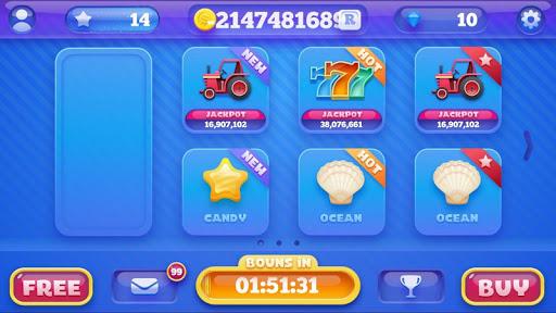 Slotoland - The BEST Vegas Slot Machine Games 1.0.6 screenshots 1