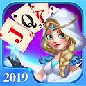 Solitaire - Wonderland Adventure icon