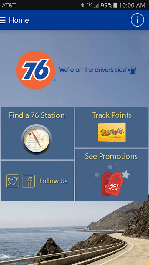 Nearest Gas Station To My Current Location >> My 76 - Android Apps on Google Play