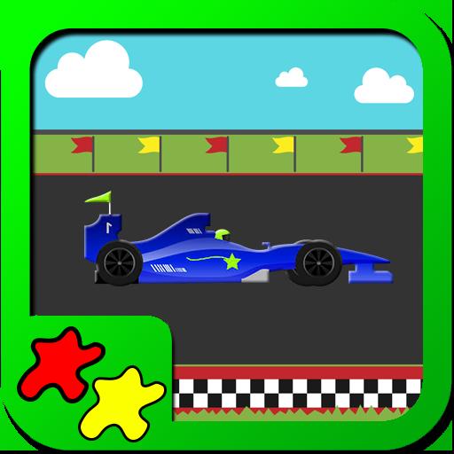 儿童拼图跑车 教育 App LOGO-APP試玩