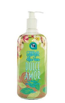 Crema Farmatodo Dulce   Amor Corporal Aloe Vera X1L.