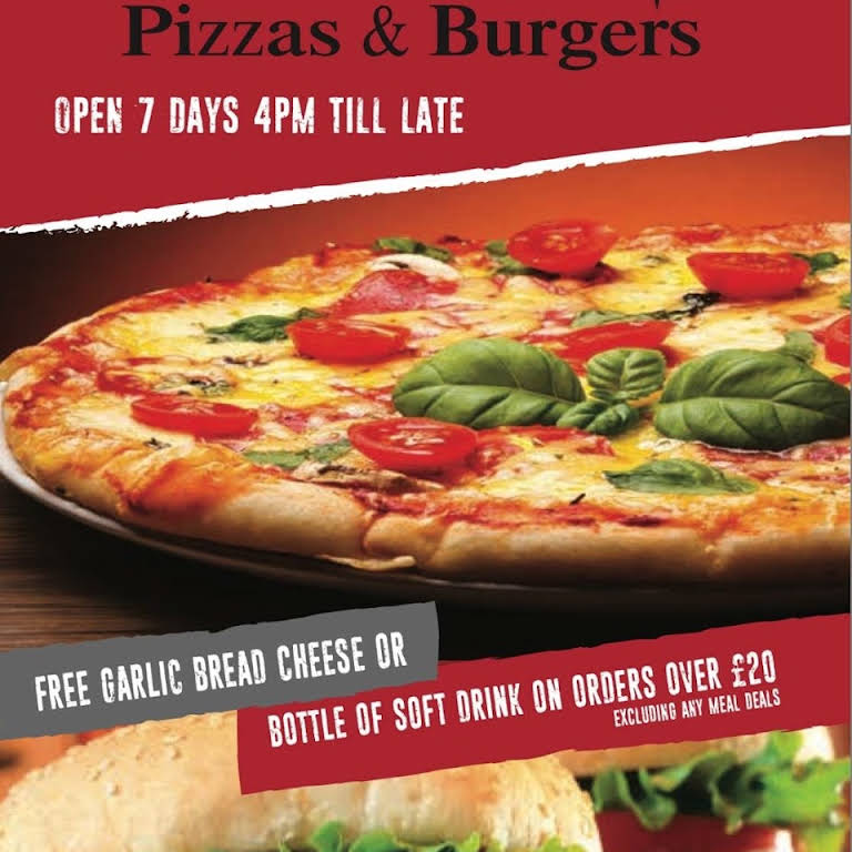 Pizza Time Outwood Pizza Takeaway