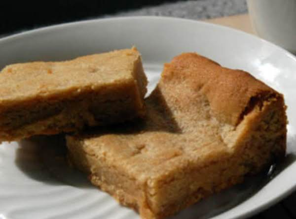 Chewy Brown Sugar Bars Recipe