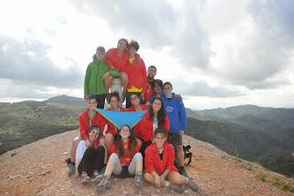 Photo: Montcau (1.056m), Sant Llorenç del Munt. Primera sortida dels Pioners i Caravel·les del curs 2014-2015.