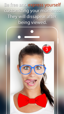 Winkmi: meet new people - screenshot
