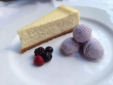 Berry Good Cheesecake