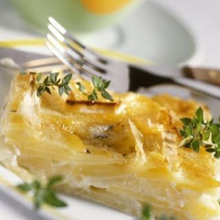 Potato and Apple Dauphinoise