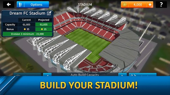 Dream League Soccer MOD APK (Unlimited Money) 5