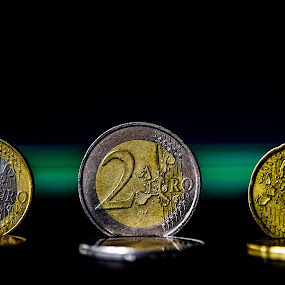 Euros  by Danny Andreini - Artistic Objects Other Objects ( pwccoins )