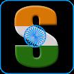 Indian Flag Letter Wallpaper APK