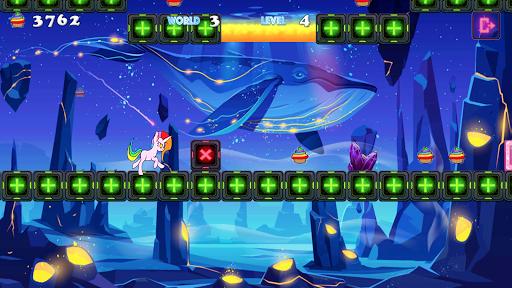 Unicorn Dash Neon Lights: Unicorn Games screenshots 3