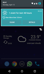Custom Weather Alerts- screenshot thumbnail