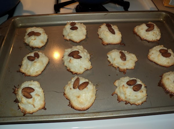 Now take a measuring Tablespoon and scoop a full tablespoon onto the parchment paper...
