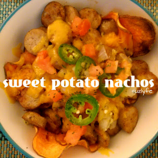 Sweet Potato Nachos 2