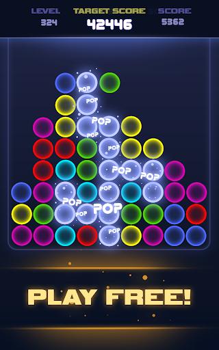 Sci-Fi Bubble Breaker 2.0.1 gameplay | by HackJr.Pw 11