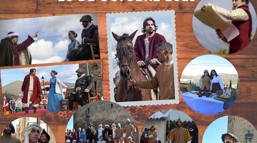 Tahal recrea su historia con 'La rebelión del Joraique'