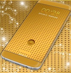Gold Locker pro Galaxy S5 - náhled