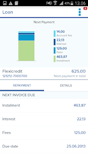 Nordea Mobile Bank – Finland- screenshot thumbnail