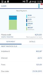 Nordea Mobile Bank – Finland - screenshot thumbnail