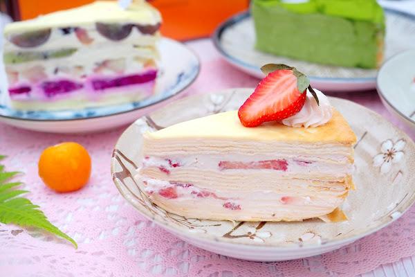 皮皮手作千層蛋糕