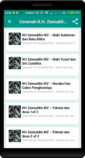 100+ Ceramah Zainuddin MZ Offline- und Online-Screenshots 2