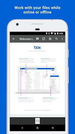 Box Screenshot