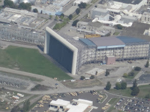 Photo: 80x120 Wind Tunnel at NASA Ames Research Center