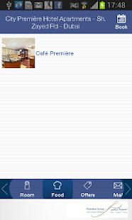 City Premiere - náhled